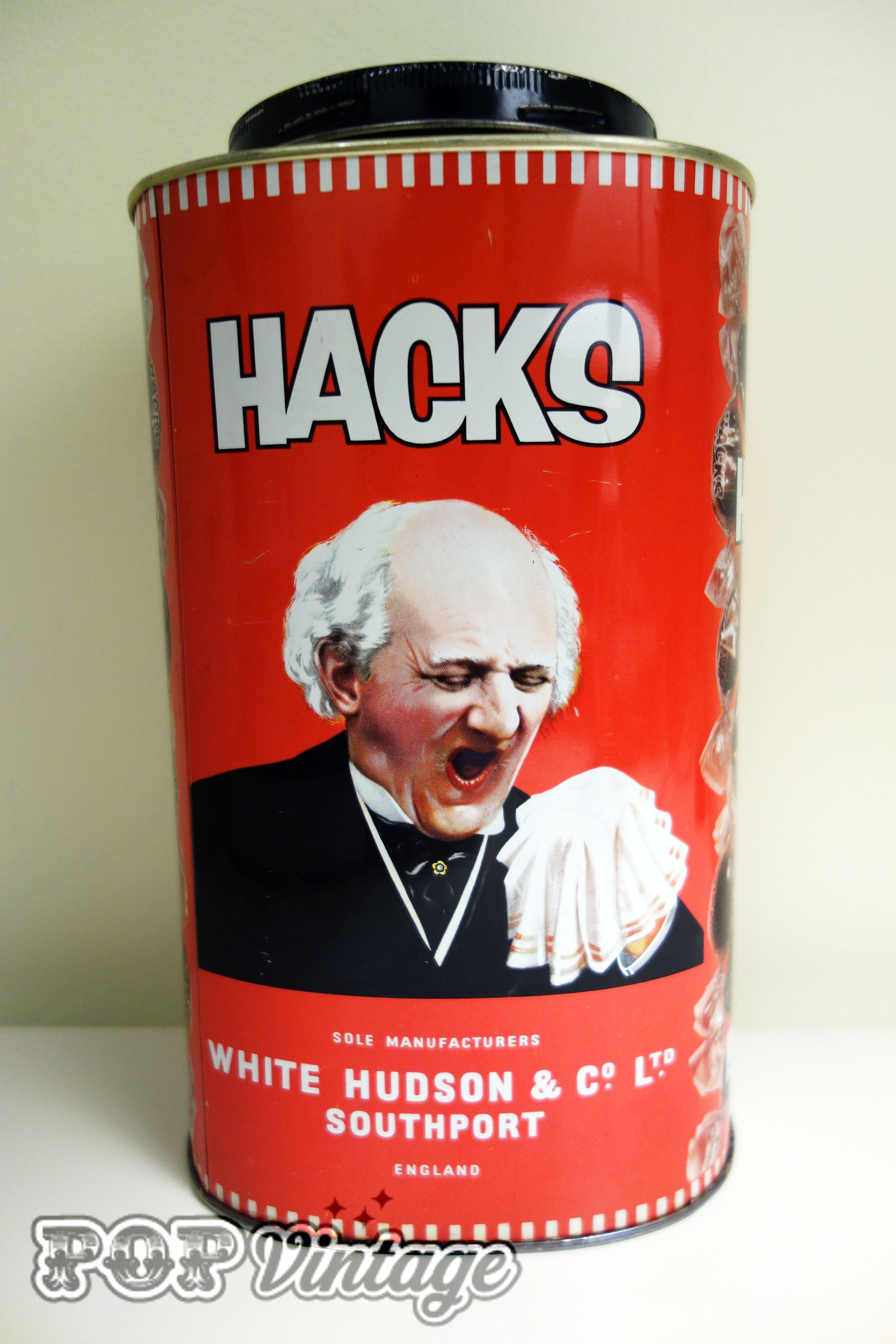 British Hacks Canister