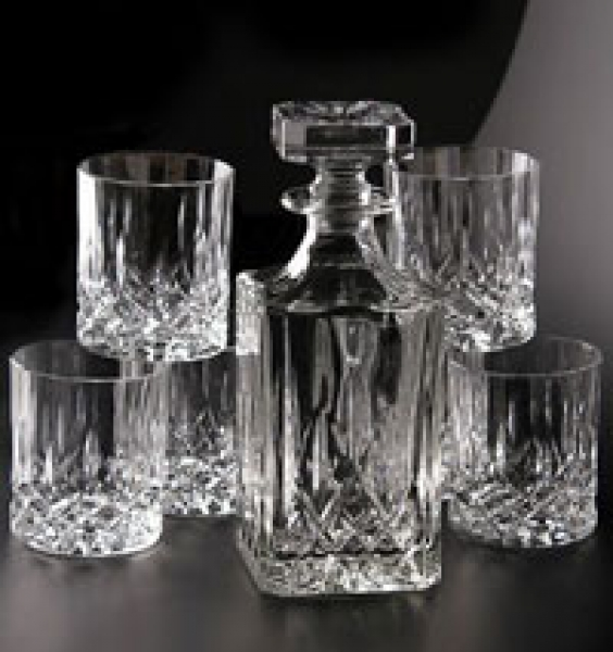 Mad Men Glassware